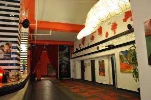 Girshwin Hotel, lobby