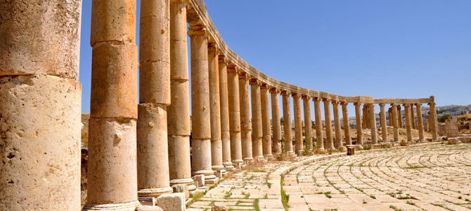 Jerash Amman